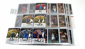Lot of (70+) Assorted 2003-04 Topps Chrome + Topps Pristine Basketball Rookies