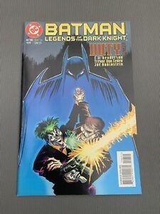 BATMAN LEGENDS OF THE DARK KNIGHT #106 DC COMICS (1998) JOKER B5
