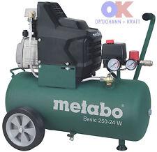 Metabo 8 bar Kompressor Basic 250-24 W 6.015330.00 Neu/OVP