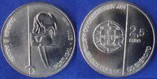 """PORTUGAL -  2,50 EUROS 2011 Gedenkmünzen """" PUPILOS DO EXERCITO """""""