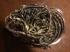 Jewelry About 12 oz Sterling Silver .925 Jewelry/ Broken