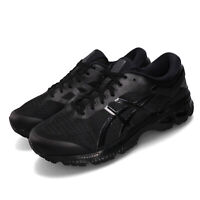Asics Gel-Kayano 26 2E Wide Black Men Running Shoes Sneakers 1011A542-002