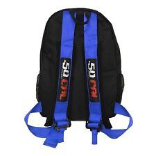 50 Caliber Racing Backpack bag Sport Travel Business Gym UTV ATV Motorcycle Blue