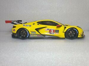 1:18 2020 Corvette C8.R Race Car Dealer Exclusive by GT Spirit
