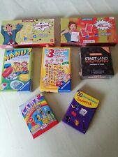 Kinderspiele Paket 4 neue und 2 gebrauchte