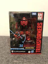 Transformers Studio Series 64 Cliffjumper NIB