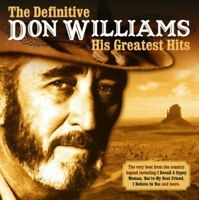 Williams Don - The Definitive Don Williams Neue CD