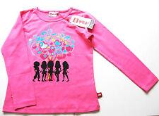 LA Shirt Gr.116 Lego Wear NEU m.E rosa pink Tasja Friends kinder WSV