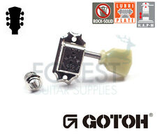 GOTOH SD510-SL HAPM 3L+3R guitar locking machine heads, nickel Gibson ® style