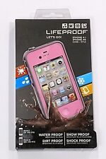 lifeProof Fre Series Waterproof Case for iPhone 4 & iPhone 4S colors