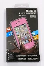 lifeProof Fre Series Waterproof Case for iPhone 4 & iPhone 4S - colors