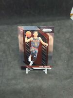 TRAE YOUNG 2018/19 PANINI PRIZM #78 RC ROOKIE CAR HAWKS - See Description #3