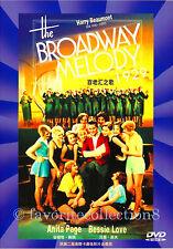 The Broadway Melody (1929) - Bessie Love, Anita Page - DVD NEW