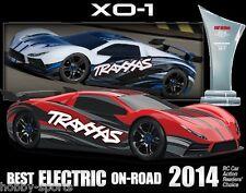 Traxxas XO-1 X0-1 1/7 Scale AWD Supercar RTR 50+ MPH w/TQi 2.4GHz TSM TRA640773