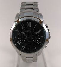 FOSSIL Grant Chronograph FS4736 Wrist Watch for Men NEW & AUTHENTIC!!