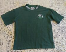 Pro Player Mens New York Ny Jets Large Pullover Knit Shirt Flawless Condition A6