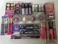 Hard Candy Eye Lip Nail Face PINK & PURPLE Shades Makeup Lot of 50 Pieces FRESH