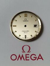 NOS Omega Mens Seamaster 120m Quartz Gold Dial - Very Rare & Hard to Source