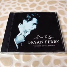 Bryan Ferry - Slave To Love: The Best Of The Ballads JAPAN CD Roxy Music #120-2
