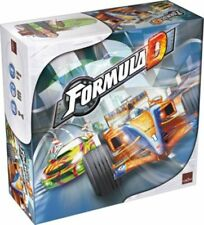 Formula D Board Game (New)