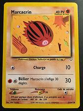 Carte Pokemon MARCACRIN 57/64 Commune Néo révélation Wizard Française NEUF