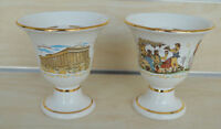Pythagoras cup Parthenon Dionysus white two quality cups