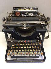 """Remington Standard Typewriter 10"""" Carriage"""