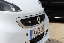 Badge calandre Brabus Smart Fortwo 451 Facelift Front Grille Genuine
