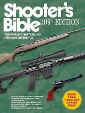 Shooters Bible 109th Edition Shooter's Firearms Gun Reference Guide Book