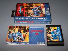 STREETS OF RAGE III 3 - Sega Mega Drive - UK PAL - Boxed & Complete - VG COND