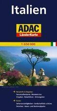 ADAC LänderKarte Italien 1 : 650 000: Mit Fernstraßenkar... | Buch | Zustand gut