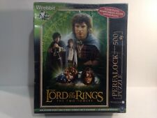 The Lord Of The Rings The Two Towers Perfalock Puzzle Wrebbit 2002     NEW gm542