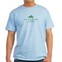 CafePress Yosemite National Park, California T Shirt Light T-Shirt (1321404731)