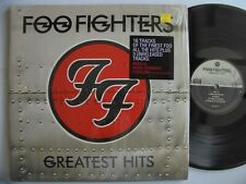FOO FIGHTERS Greatest Hits ROSWELL 88697-36921-1 Insert + Innersleeve 2009 2 LP
