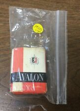 Vintage AVALON Cigarette Package FULL Pack Tobacco Sign Display Only.