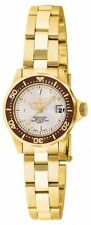 Invicta Stainless Steel Band Luxury Analogue Wristwatches