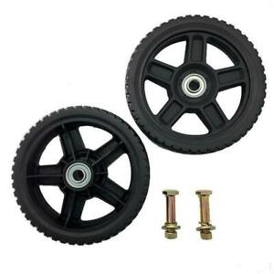 "Universal Wheels Kit 8"" Lawn Mower"