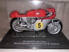 MV AUGUSTA 500 cc1963/64/65 World Champion Mike Hailwood Model Motorcycle