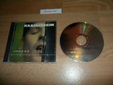 RAMMSTEIN - LINKS 2-3-4 (VERY RARE 1 TRACK USA PROMO ONLY CD SINGLE)