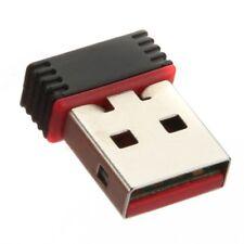 Nouveau WiFi 802.11 N Mini USB 2.0 Dongle Adaptateur LAN sans fil pour raspberry pi ordinateur HK