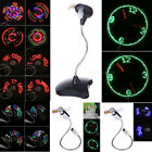 Programmable Mini USB LED Display Adjustable Flexible Cool Fan Laptop Desktop