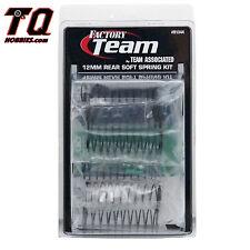 Team Associated SC10.2 12mm Big Bore Rear Shock Spring Kit (3) (Soft) ASC91344