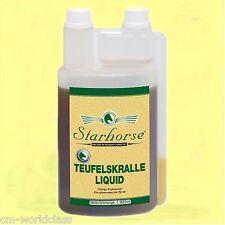 Starhorse Teufelskralle Liquid 1Liter Dosierflasche Bewegungsapparat für Pferde