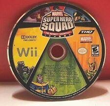 Marvel Super Hero Squad: InfinityGauntlet (Nintendo Wii, 2010)(DISC ONLY) #20129