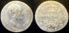 Napoléon Bonaparte - demi franc 1er consul l'an 12 Q, Perpignan RARE ! F.173/13