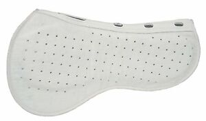 Cavallo English Wedge Saddle Pad - Lifts the weight off the spine and rib cage