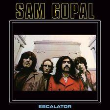 Sam Gopal(Red Vinyl LP Gatefold)Escalator-Morgan Blue Town-BT5012R-EU-2-M/M