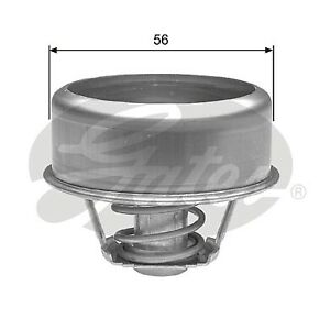 Gates Thermostat TH22375 fits Citroen DS 1.9 (59kw), 2.1 (74kw), 2.1 (76kw), ...