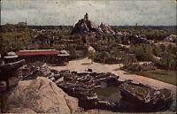 Stellingen Hamburg AK ~1920/30 Carl Hagenbeck Tierpark Zoo Panorama ungelaufen