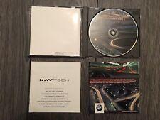 BMW Digital Sat Nav Navigation CD ** FRANCE ** FEUILLE DE ROUTE 2000-2 * 3 5 7 Série X5